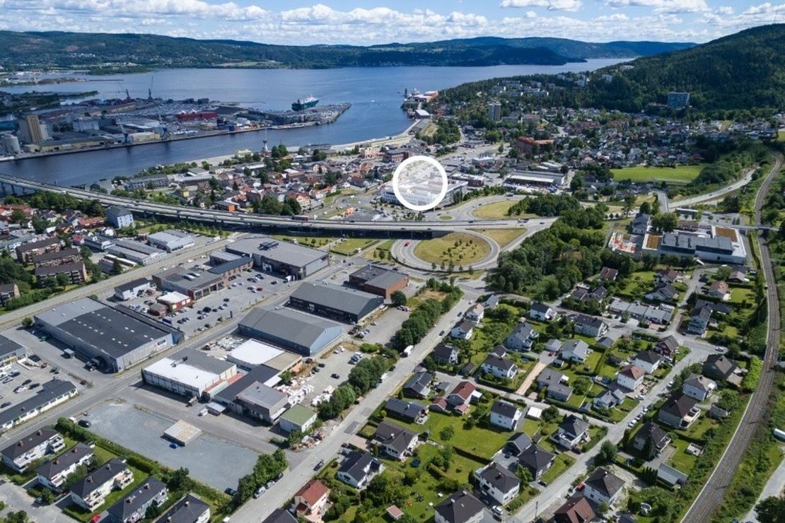 Strømsø, Drammen