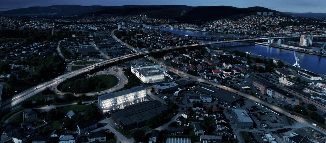 Alt som krevdes var et nytt bygg, 1000 kvadratmeter og perfekt beliggenhet på Bangeløkka.